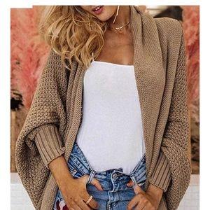 Perfect  boho oversized sweater, Cardigan